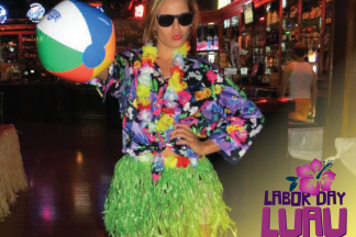 c0055bb2 Wear a Hawaiian shirt or grass skirt for a FREE Koozie!