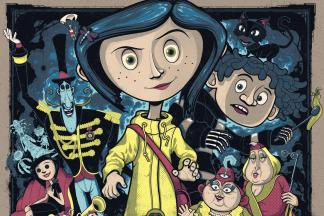 Flicks On The Hill Screening Coraline Plus Fun Art Activity Culture Fly