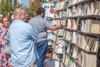 Baltimore Book Festival   Culture Fly