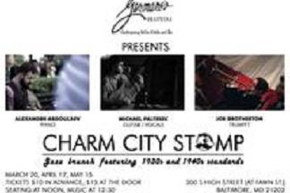 brunch with charm city stomp culture fly