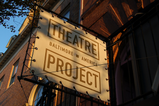 Baltimore Theatre Project Facade