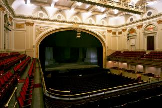 Modell lyric opera house baltimore