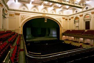 Modell lyric opera house baltimore