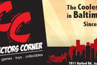 Collectors Corner MD