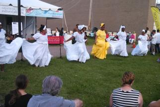 Jubilee Arts - Aftrcan Dance Troupe