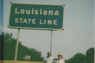 Grahams at Louisiana State Line
